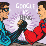 Google vs Bing , who is the king ? [Infograph]