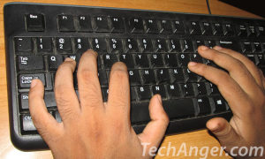 Learn to Increase typing speed on keyboard